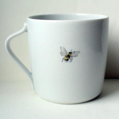 Tasse mit Himmelschlüssel Rückseite